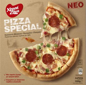 Xrisi Simi Pizza Special 2x550g