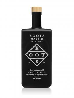 Roots Mastiha Vintage Black 40% 70cl